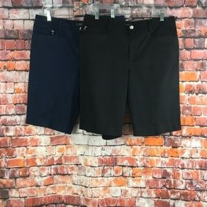 Bundle of Lauren Ralph Lauren Shorts Size 8